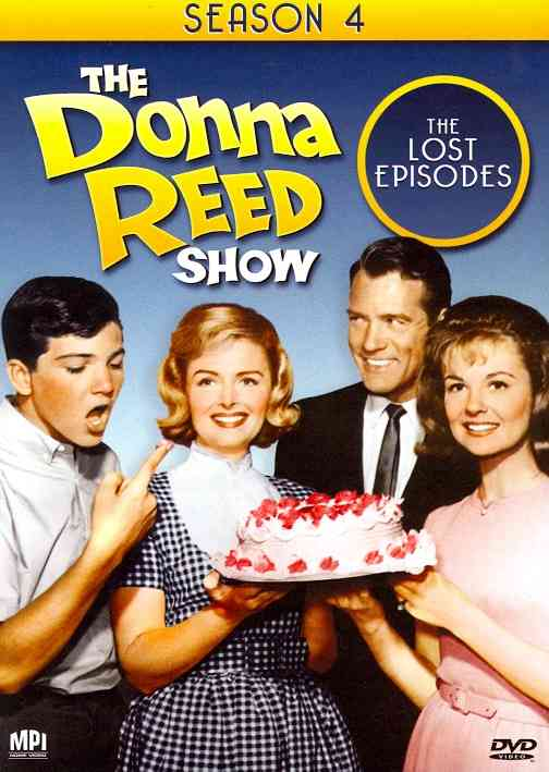 DONNA REED SHOW SEASON 4 (LOST EPISOD BY DONNA REED SHOW (DVD)